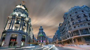 Улицы Мадрида