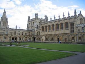 Старинный Оксфорд