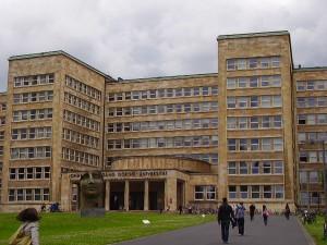 Франкфуртский университет имени Гёте