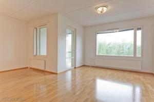 Квартира без мебели