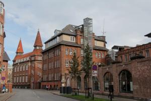 Орхус улица