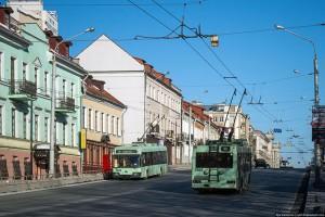 Прогулки по Минску