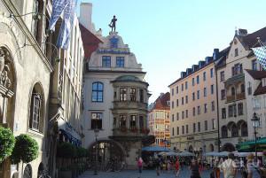 Старейшая церковь в Мюнхене