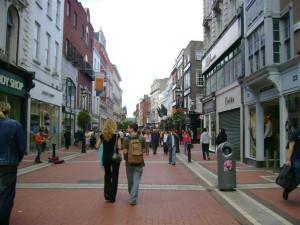Улица в Ирландии