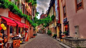 Улица Швейцарии
