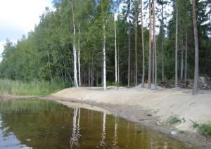 Земля в Финляндии