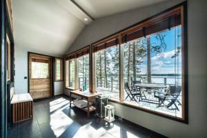 Уютный дом в Финляндии