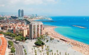 Барселона отдых