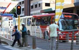 Йоханнесбург улицы