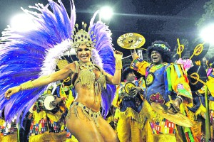 Karnaval v Rio