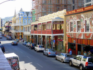 Кейптаун улица