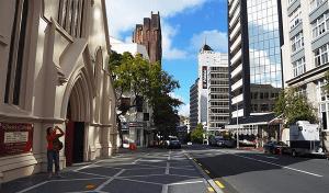Новая Зеландия улица
