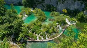 Хорватия озеро