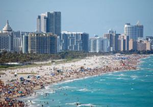 берег Майами