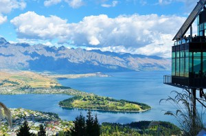 Новая Зеландия озеро