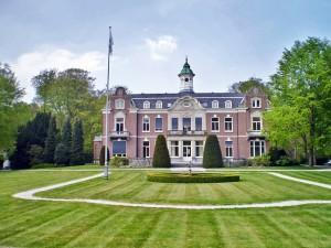 Нидерланды, дворец