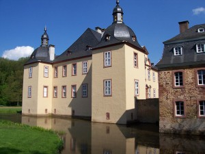 Замок, Германии