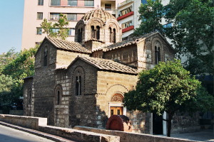 Церковь в Афинах
