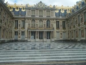 резиденция Версаль