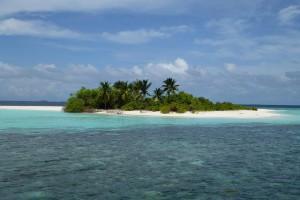 Маленький остров