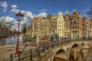 Мост Амстердам