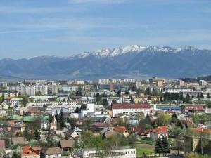 город в Словакии