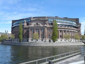 Здания в Швеции