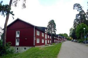 дома в Швеции