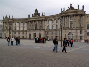 университет в Берлине