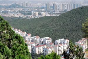 город в Китае