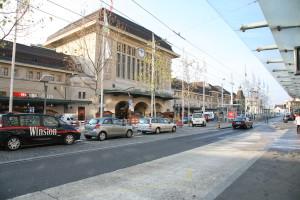 коммерческие площади в Лозанне