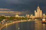 набережная Москвы