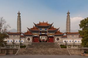 дом в Китае