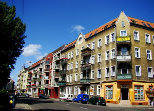 дома в Щецине