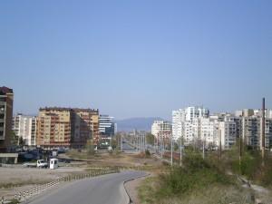 квартал в Софии