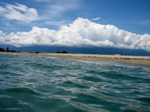побережье Греции