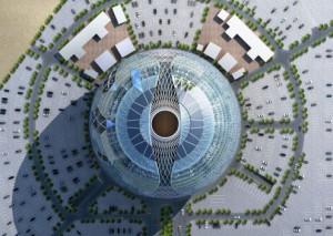 здание в Дубае