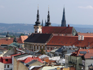 дома в Чехии
