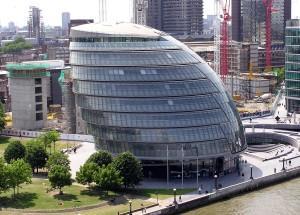 офисы в Лондоне