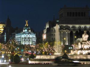 здание в Мадриде