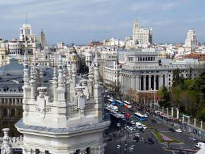 Площадь Мадрида