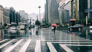 Улицы Китая