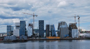 центры в Осло