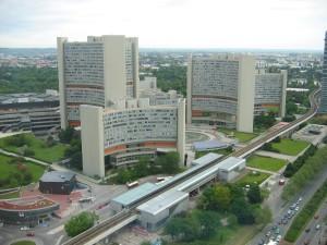 центр в Вене