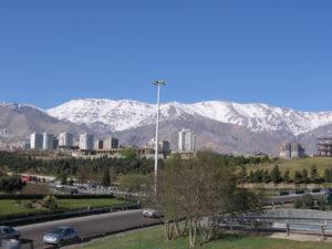 дома в Тегеране