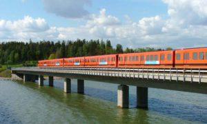 метро Хельсинки