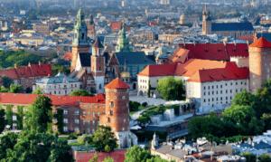 Красивая Варшава