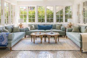 Американская певица Кэти Перри продаёт свой особняк 9 285 000 долларов