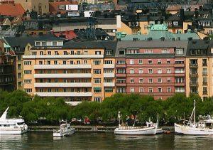 остров Швеции