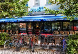 ресторан в Финляндии